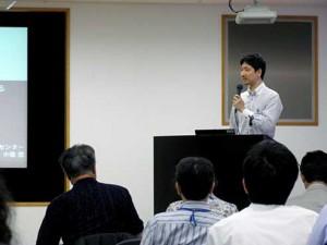平成26年度マネジメント人材育成支援に関する調査成果報告会 当日の様子2
