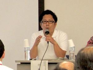共助社会づくりシンポジウム in 関西 パネルディスカッション【2】 小倉氏